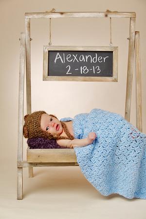 Alexander Brager Newborn