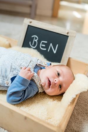 Babyshooting Ben
