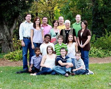 George Family Portraits