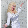Karen as Dolly Parton - Backstage Sessions - by Renee Silverman Photography