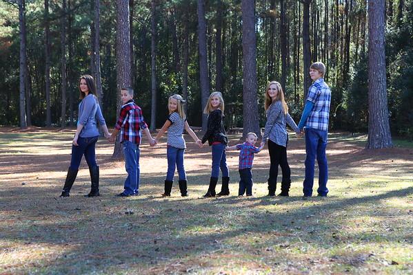 Barnes-Brown Family