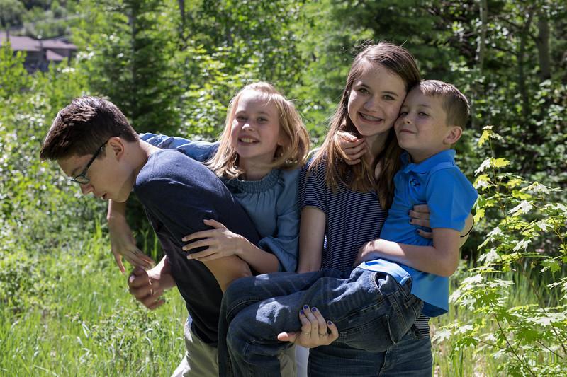 Barton Family Portraits -317