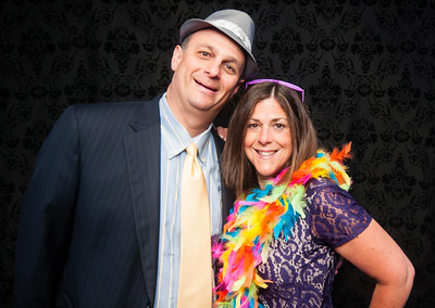 Maddie Hammer Bat Mitzvah - Photo Booth
