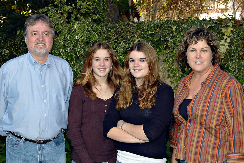 Bates Family Portraits