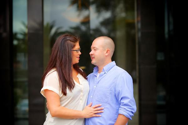 Bayshore Boulevard Engagement Photography Session: Kelly & Mathew