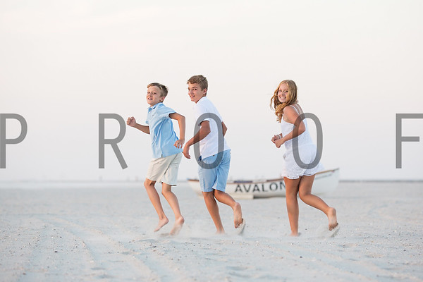 Maslowski Family Beach Portraits