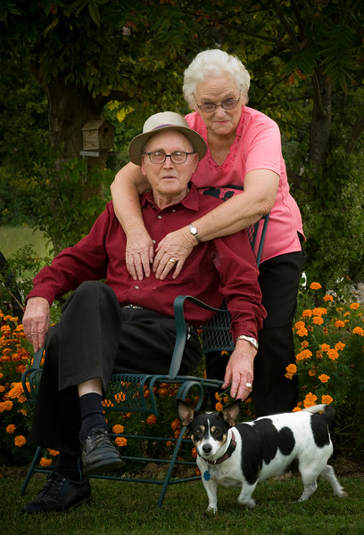 Sweetest couple ever.