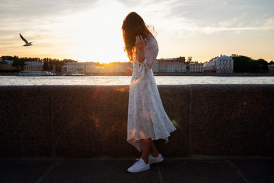 Yana. Saint Petersburg, 2019.