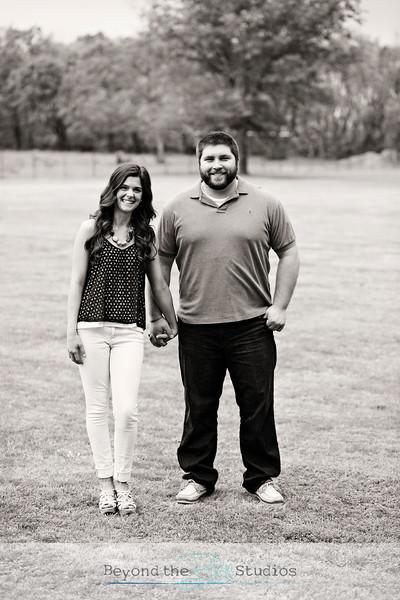Becca & Taylor Engagement