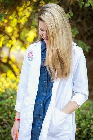 Becky Grad Photos
