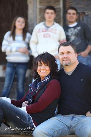 Bell Family Fall 2012