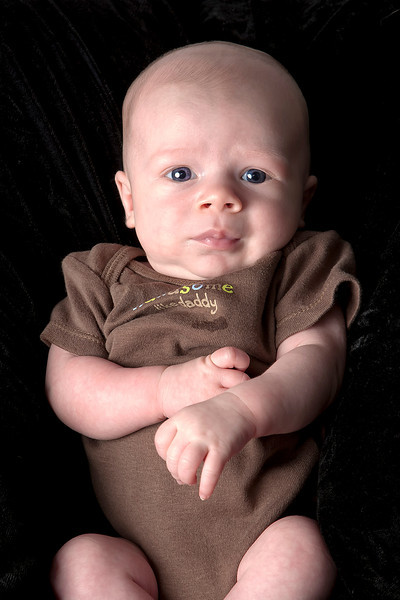 Owen Bell 6 weeks