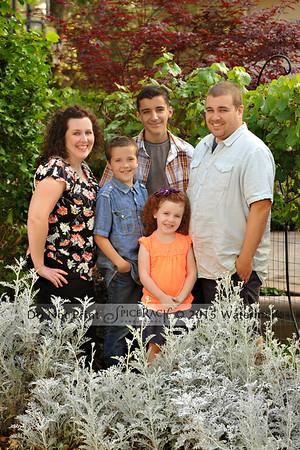 Beltram Family Portraits