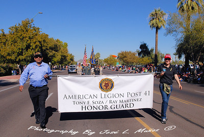 2013-11-11  Phoenix Veterans Day Parade