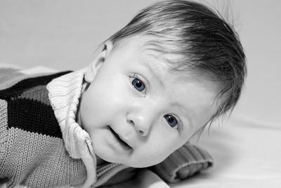 Gabriel - 3 months