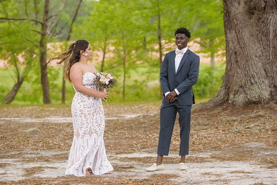Isaiah Preston and Erika Gomez, BHS Prom 2018