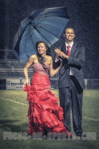 Center Hill High School - 2012 Homecoming Court