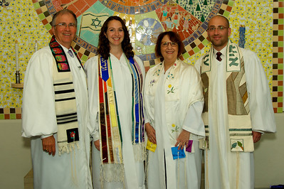 Bet Shalom Confirmation & Consecration Pix