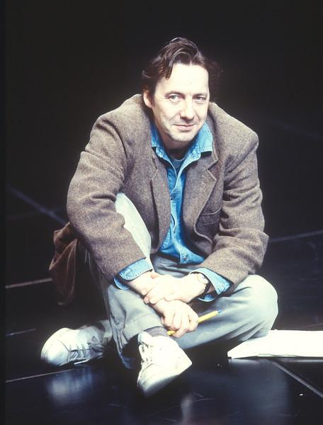 Bill Alexander.  Theatre Director UK 1993