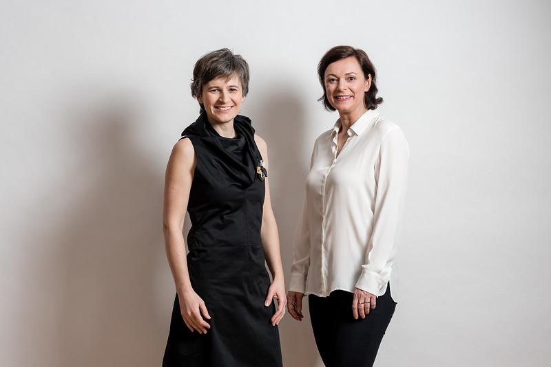 Birgit & Nina Portraits