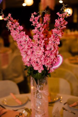 Karen's Pink Gala Portraits