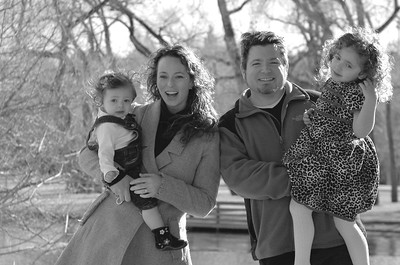 Stern Family Pics 2010 12 12 crop bw