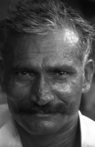 The pahelwan (Kodak TMAX 400)