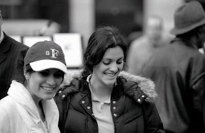 Girls at the Fair
