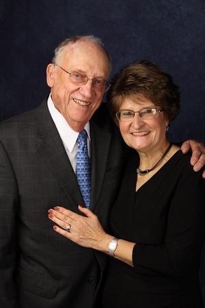 Bob and Maria Helm