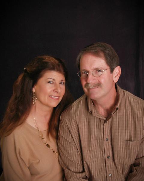Bob & Robin Mc Clure
