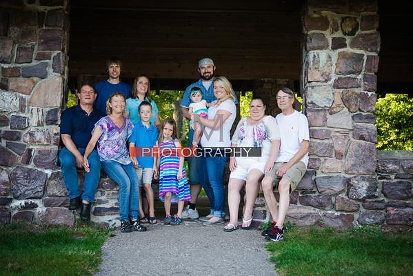 Bohmbach Family 7-8-16