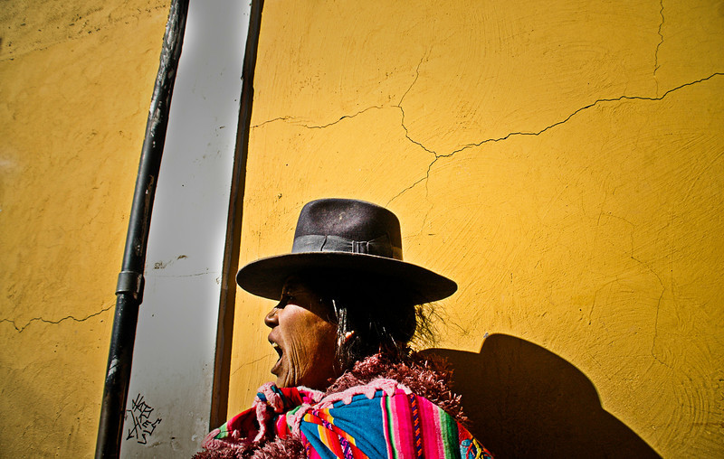 Potosi, Bolivia, 2010.