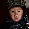Orphan at the silver mines of Cerro Rico, Bolivia, 2010.