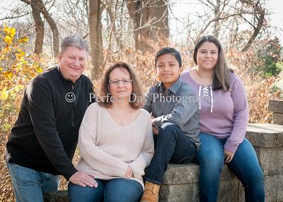Borman Family Fall Portraits