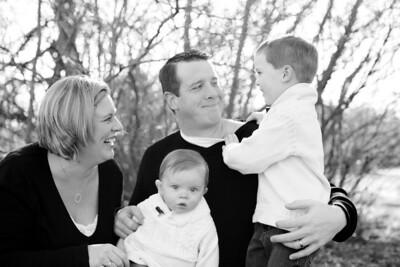 The Hauck family portrait