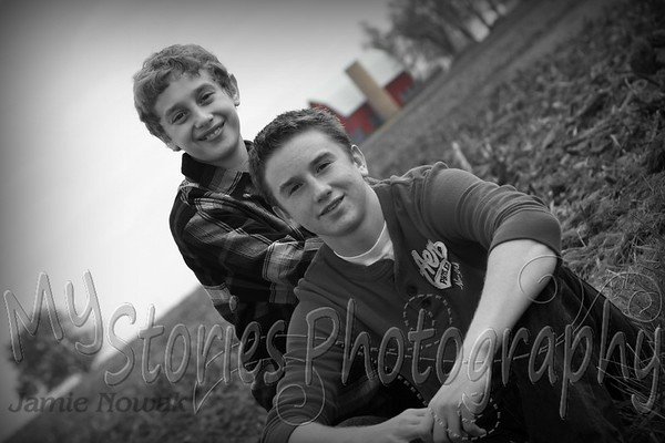 Boys Fall 2012