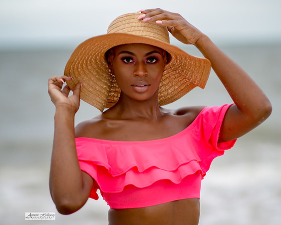 Bree at Beach Photoshoot 8-24-19 by Annette Holloway Photography