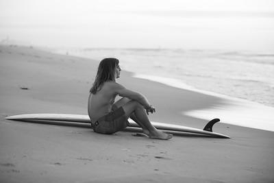 Brendan Surfing