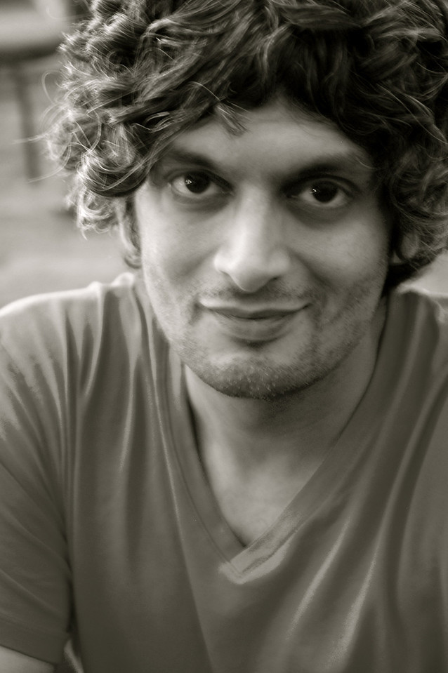 Kazim Ali, Poet