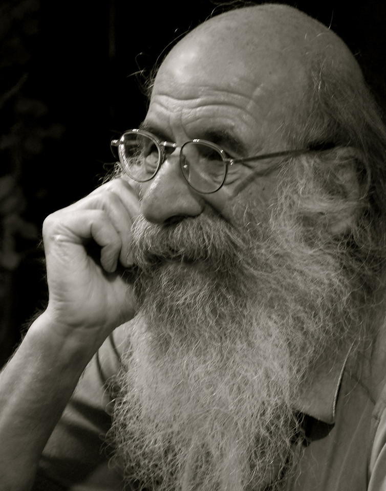 Malcolm Margolin, Founder and Publisher of HeyDay
