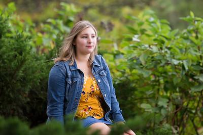 Brianna Cohen senior session. 10/12/19.