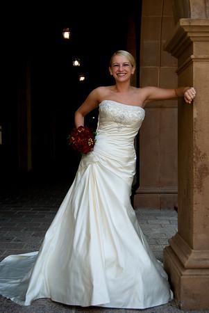 Ashlee Blackwell's Bridals
