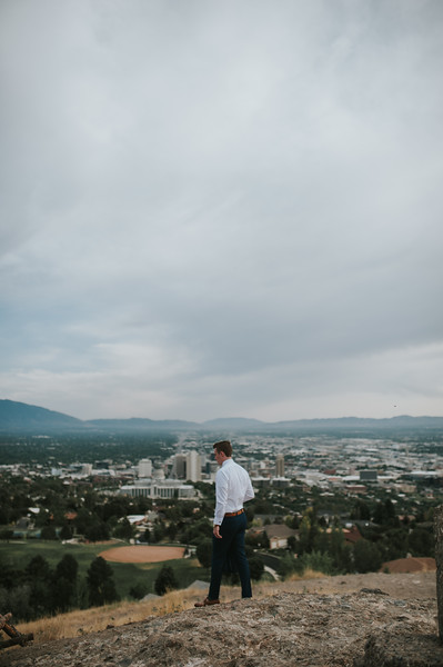 Deebz + Christa // Utah Wedding Photography