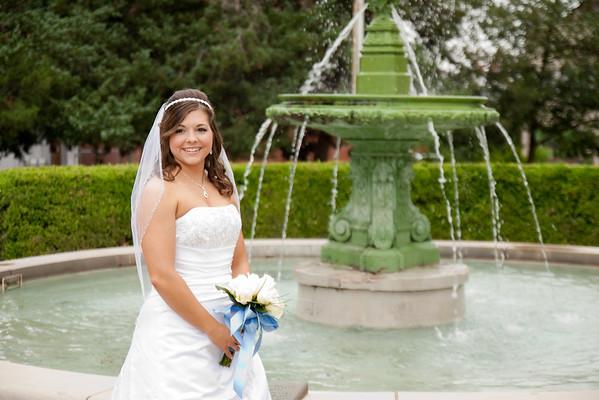 Amanda + Jordans Bridals
