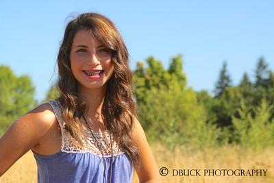 Brittany Schloth Senior Pics