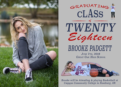 Brooke Grad Announcement