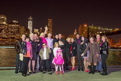 Brooklyn Bridge Park Family Photos