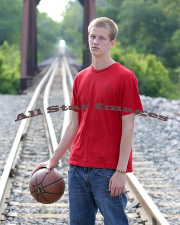 Brooks Bacchus Senior Pics