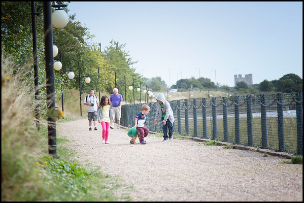 Family by the river 010913