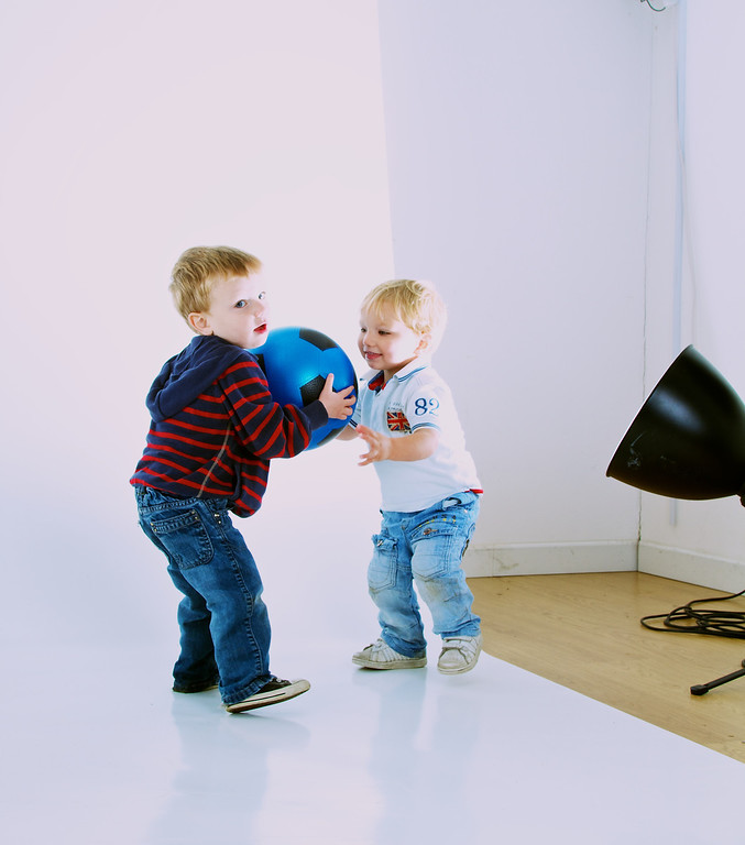 Photo shoot with punch 270912